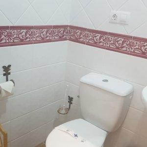 Aseo de habitación doble del Hostal Ciudad Trigueros