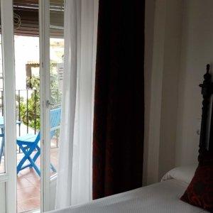 Habitación individual Hostal Ciudad Trigueros