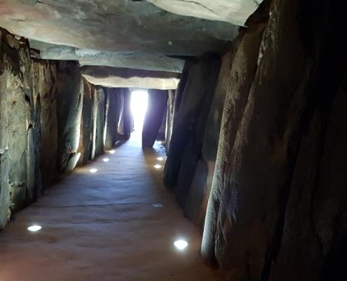 Lugares de interés-Dolmen de Soto en Trigueros