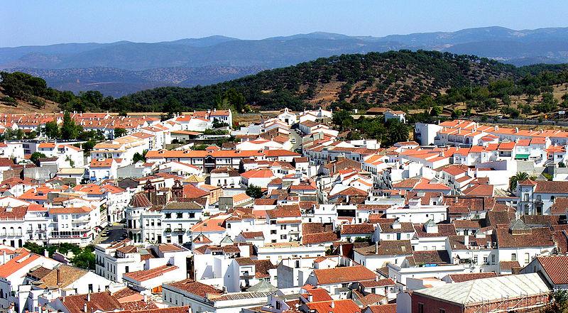 Ven a Aracena en Huelva