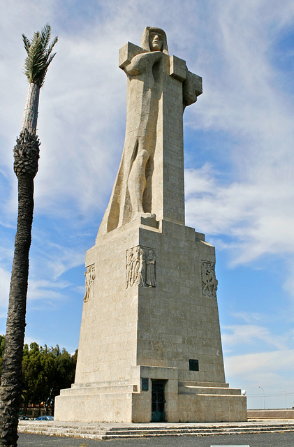 Monumento de la Fe Descubridora Huelva