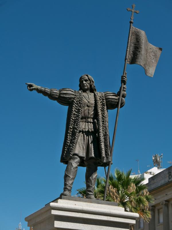 Monumento a Cristóbal Colón (Huelva)