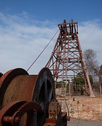 Parque Minero Riotinto-Lugares de interés