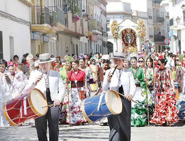 fiestas-actividades-y-ocio-Romería a San José Obrero por Trigueros