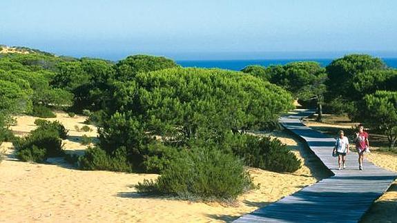 Ruta por las playas de Huelva