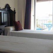 tarifas y precios de habitaciones-Habitaciones con terraza en el hostal