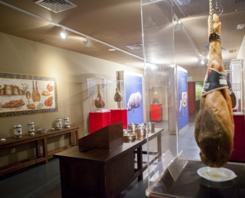 Lugares de interés -Aracena, Museo del Jamon