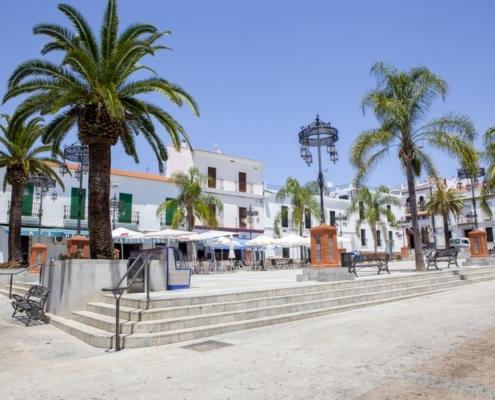 Lugares de interés -Valverde del Camino, Pza Ramon y Cajal