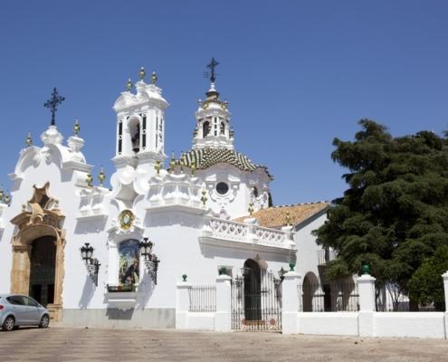 Valverde del Camino, Ermita del Santo