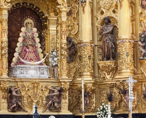Almonte, Virgen del Rocio