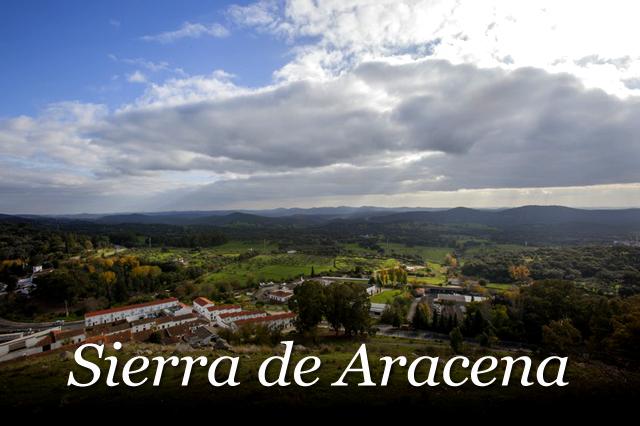 Sierra de Aracena y Picos de Aroche con guías de Huelva