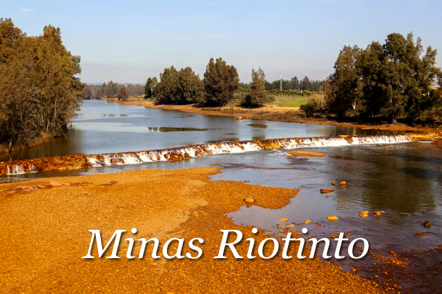 Guías Huelva minas riotinto
