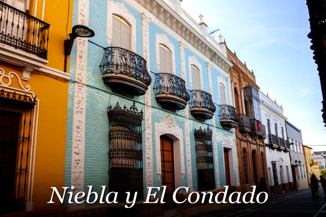 Guías Turísticas Gratis de Huelva, visita a Niebla